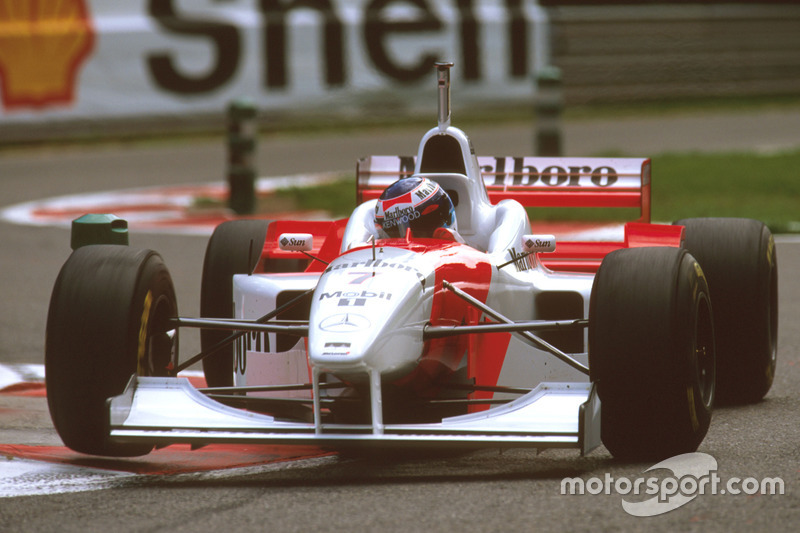 McLaren MP4/11B (1996)