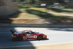 Ferrari Challenge action
