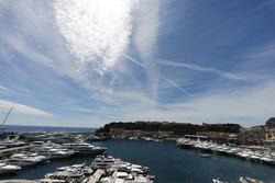 Una vista de Mónaco