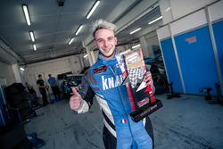 Wilfried Boucenna, Knauf Racing
