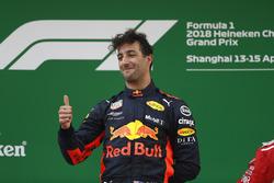Ganador, Daniel Ricciardo, Red Bull Racing