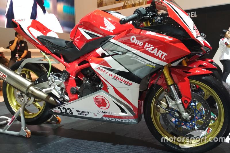 Honda CBR250RR, Rheza Danica
