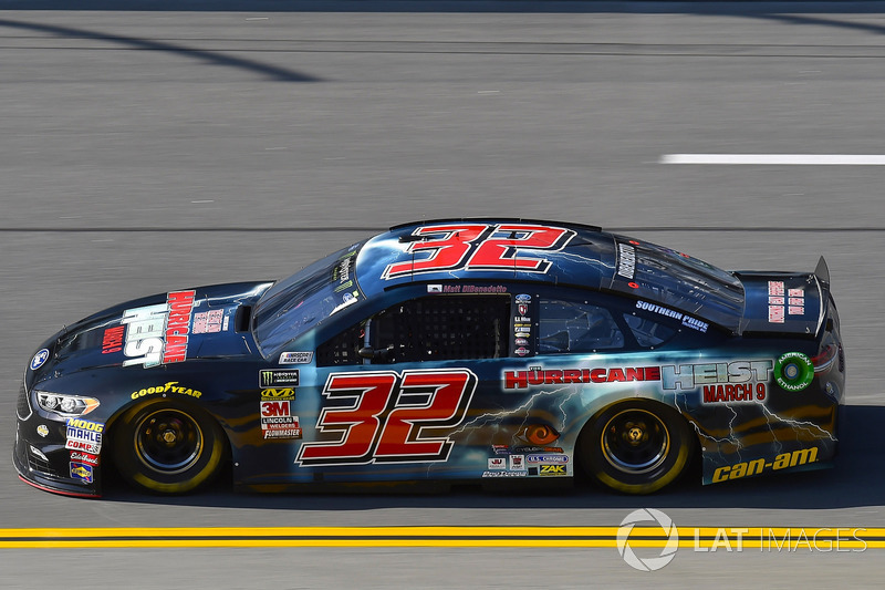 36. Matt DiBenedetto, Go Fas Racing, Ford