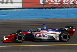 Tony Kanaan, A.F. Foyt Enterprises Chevrolet