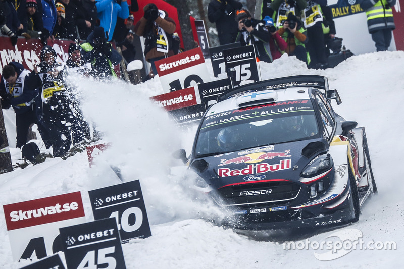 12. Теему Сунінен, Ford Fiesta WRC - 4 очки