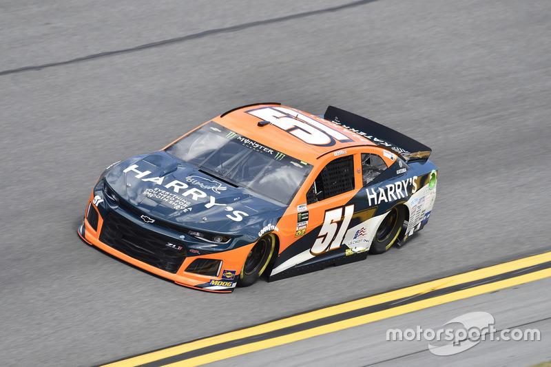 #51: Justin Marks, Rick Ware Racing, Chevrolet Camaro