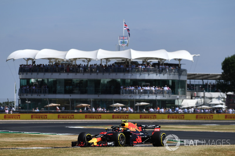 5: Max Verstappen, Red Bull Racing RB14, 1'26.602