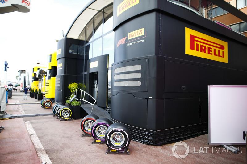 Hospitalité Pirelli