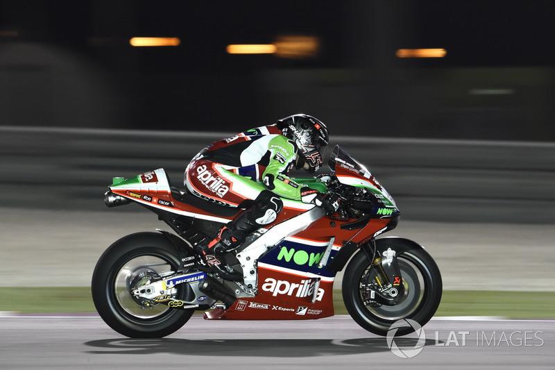 20. Скотт Реддінг, Aprilia Racing Team Gresini - 0 очок