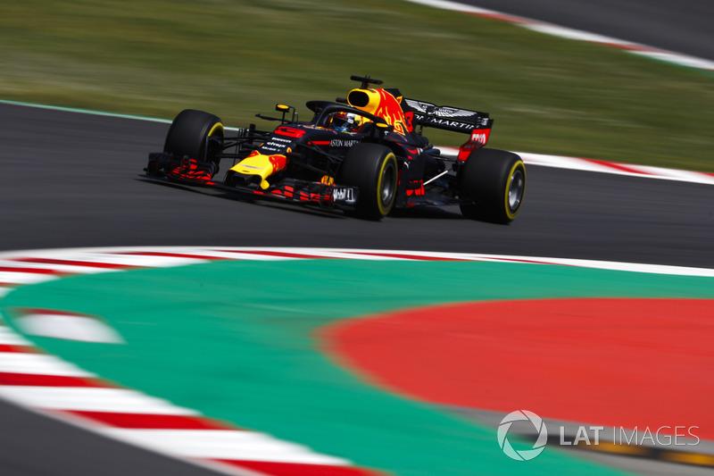 Gran Premio de España-Daniel Ricciardo