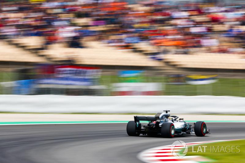 GP d'Espagne - Pole position