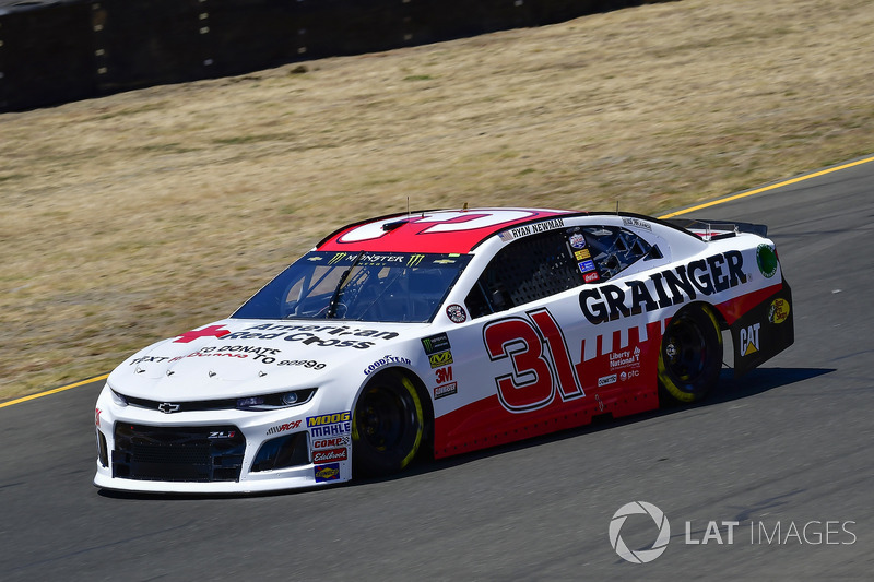 14. Ryan Newman, Richard Childress Racing, Chevrolet Camaro Grainger / American Red Cross
