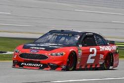 Brad Keselowski, Team Penske, Ford Fusion Snap on