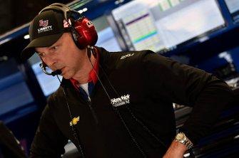 Chad Knaus, William Byron, Hendrick Motorsports, Chevrolet Camaro Liberty University