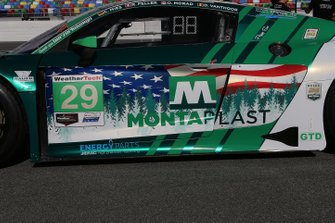 #29 Montaplast by Land Motorsport: Daniel Morad, Christopher Mies, TBD, Dries Vanthoor
