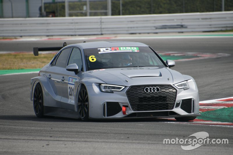 Dindo Capello, Audi RS 3 LMS TCR