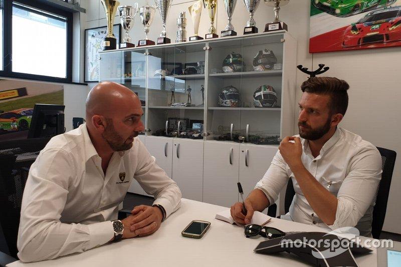 Intervista a Giorgio Sanna