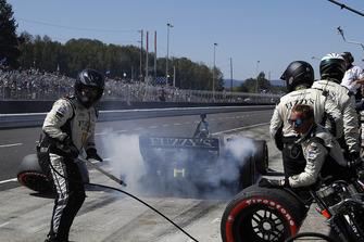 Пит-стоп: Джордан Кинг, Ed Carpenter Racing Chevrolet