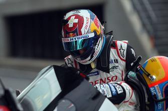 #8 Toyota Gazoo Racing Toyota TS050: Sebastien Buemi