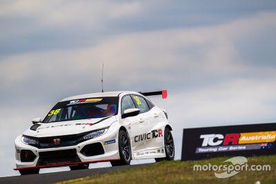 TCR Australia Launch