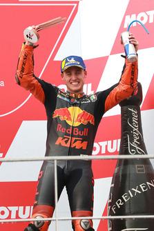 Podio: il terzo classificato Pol Espargaro, Red Bull KTM Factory Racing