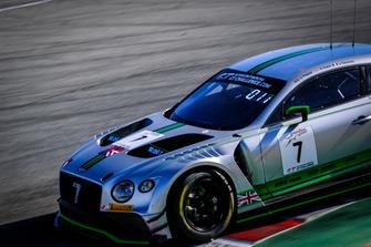 #7 Bentley Team M-Sport Bentley Continental GT3: Jordan Lee Pepper, Jules Gounon, Steven Kane