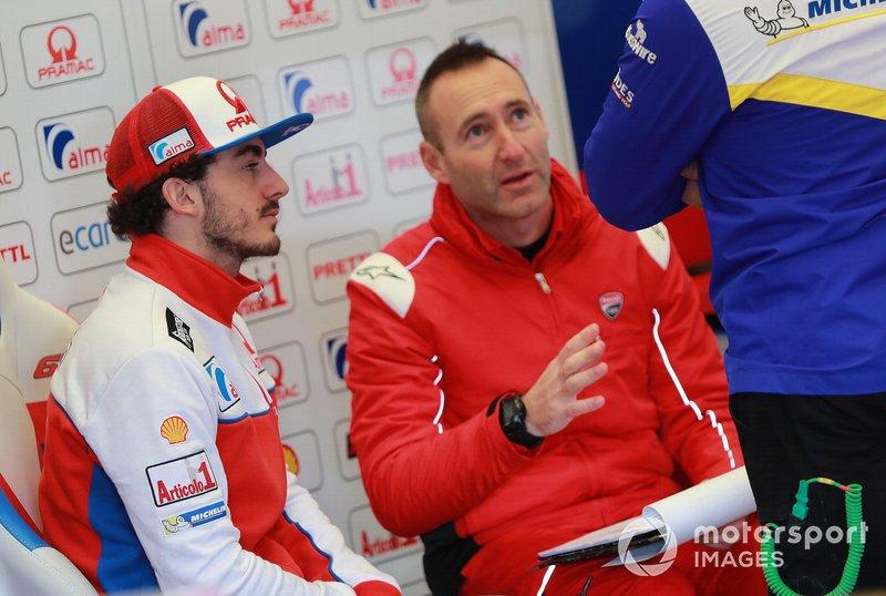 Francesco Bagnaia, Alma Pramac Racing