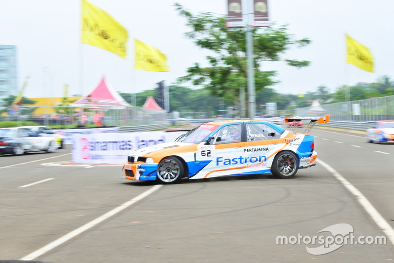 Ahmad Fadillah Alam, Fastron Jakarta Ban, ETCC 3000