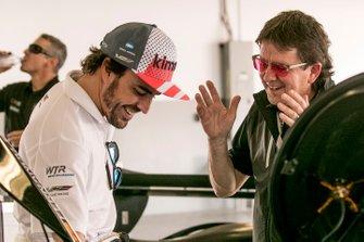 Fernando Alonso, Wayne Taylor