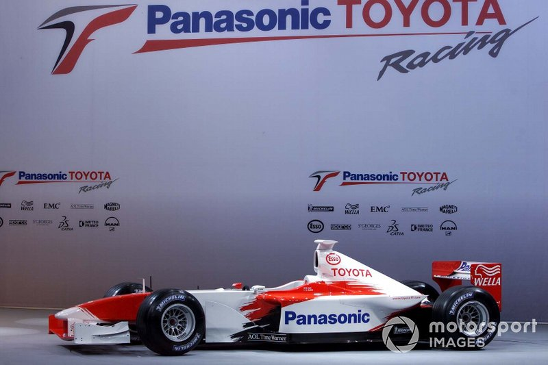 Toyota Racing TF102 lansmanı, Cologne