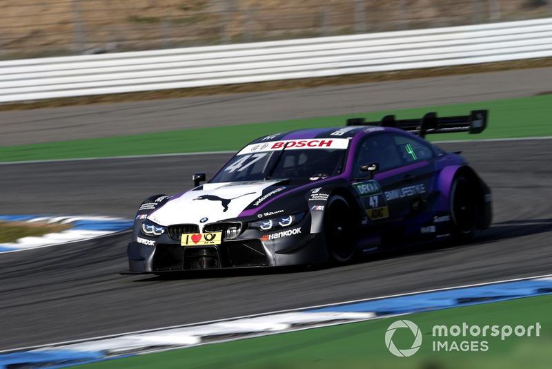 10. Joel Eriksson, BMW Team RBM, BMW M4 DTM