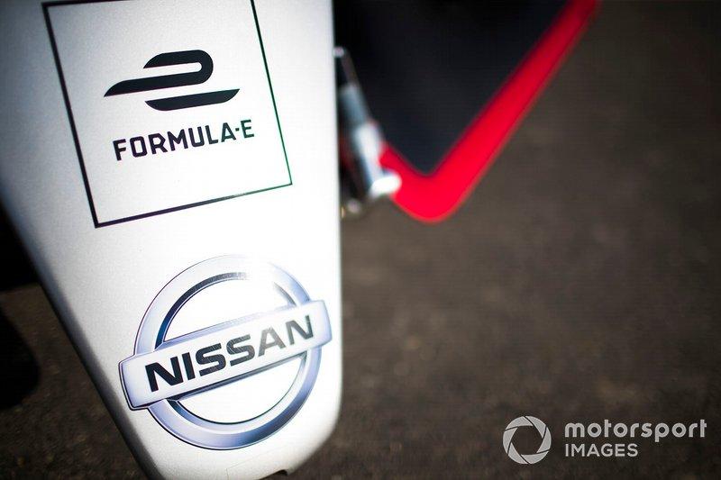 Nissan IMO1 bodywork