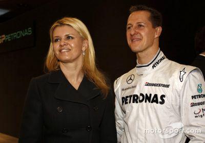 Mercedes GP team presentation, Stuttgart