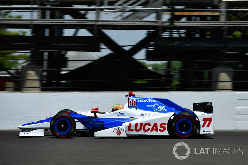 20. Jay Howard, Schmidt Peterson Motorsports, Honda