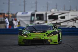#61 GRT Grasser Racing Team Lamborghini Huracan GT3: Крістіан Енгельгарт, Рольф Інайхен, Роберто Пам
