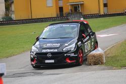 Thierry Kilchenmann, Opel Corsa OPC, Belwag Racing Team, Gara 1