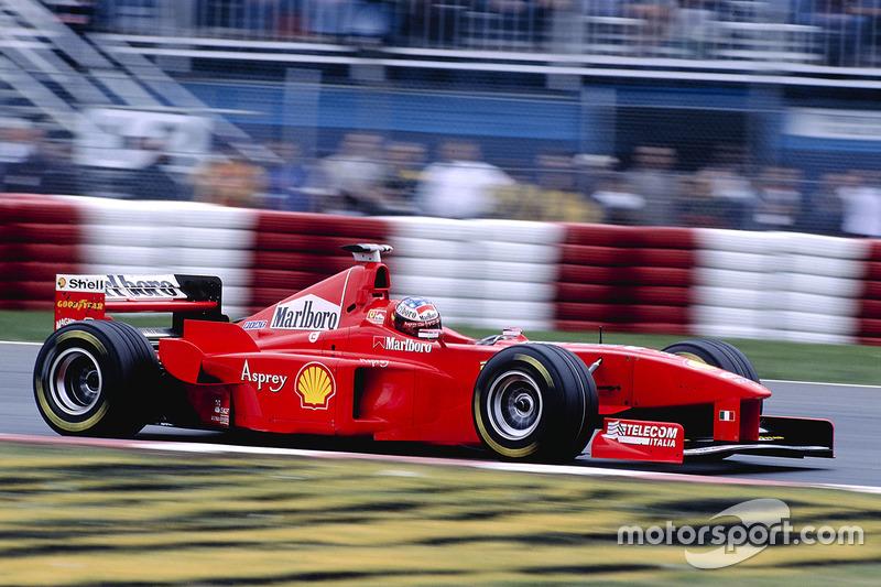 1998 加拿大大奖赛