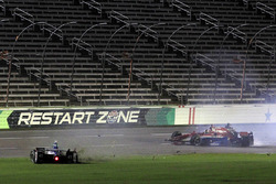 Mikhail Aleshin, Schmidt Peterson Motorsports crashes