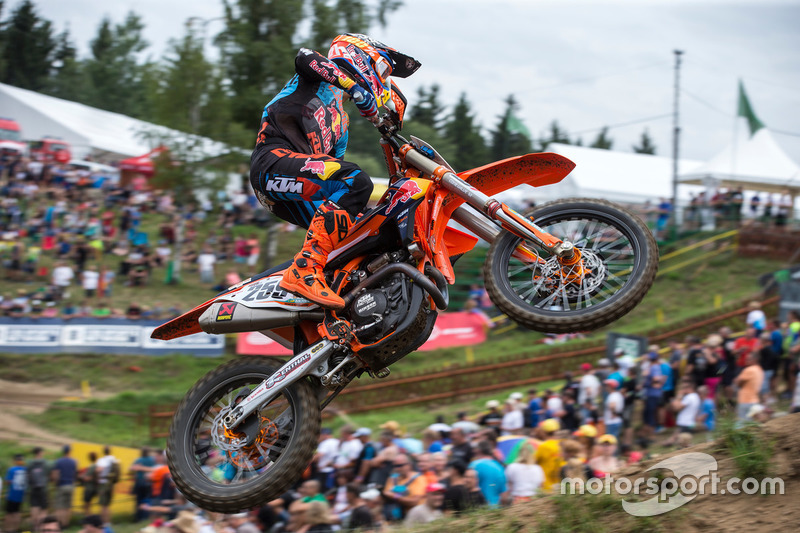 Glenn Coldenhoff, Red Bull KTM Factory Racing Team