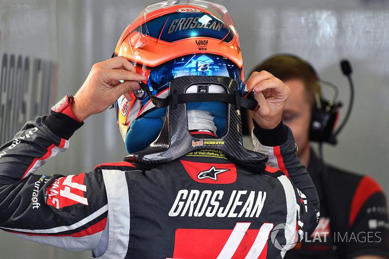 Ромен Грожан, Haas F1