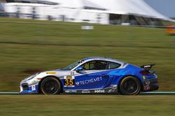 #35 CJ Wilson Racing Porsche Cayman GT4: Russel Ward, Damien Faulkner