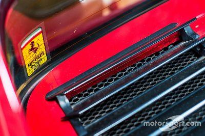 Visit of Nelson Piquet's garage