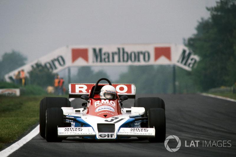 René Arnoux (1978-1989)