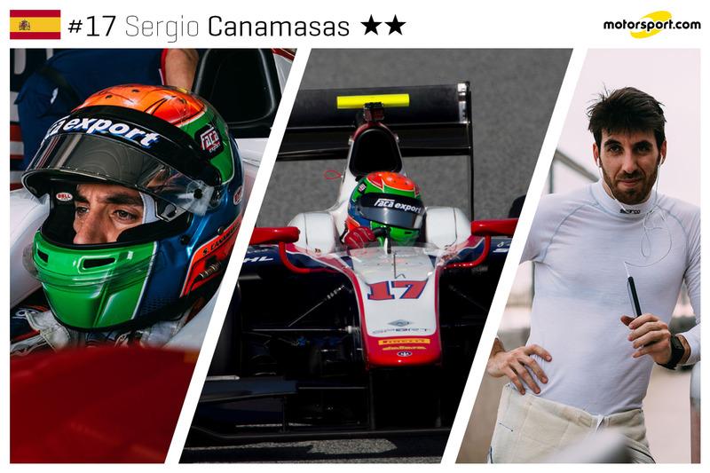 Sergio Canamasas - 28 ans