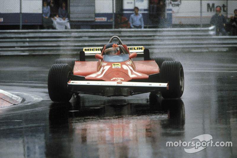 Жиль Вильнёв, Ferrari 126CK