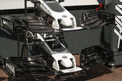 Nouvelle livrée de la Haas F1 Team VF-17