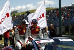 Nico Müller, Audi Sport Team Abt Sportsline, Audi RS 5 DTM, Mattias Ekström, Audi Sport Team Abt Sportsline, Audi A5 DTM