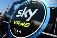 SKY Racing Team VR46 logo