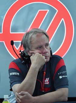 Gene Haas, dueño de Haas F1 Team