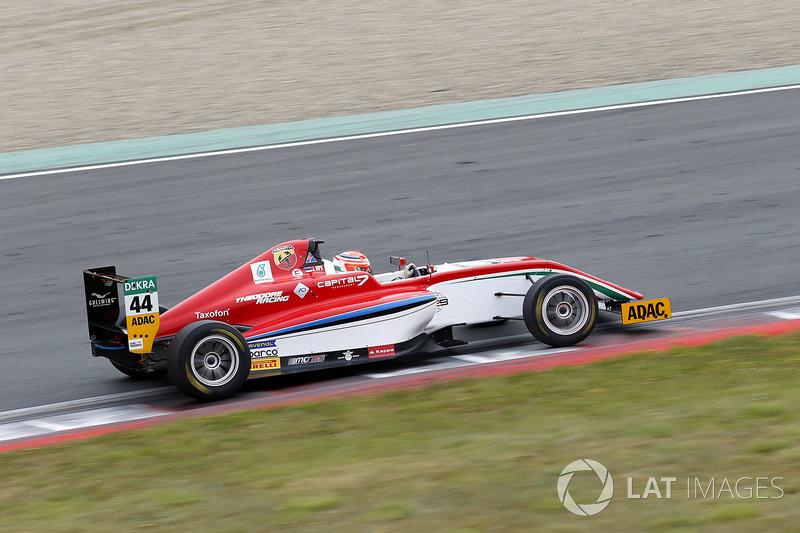 Formel 4 Deutschland: Prema Powerteam, Tatuus-Abarth F4-T014